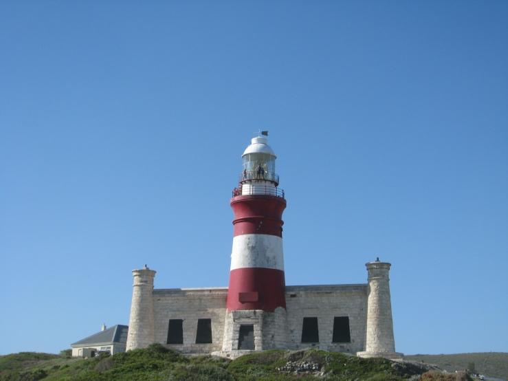 Faro de Cape Agulhas