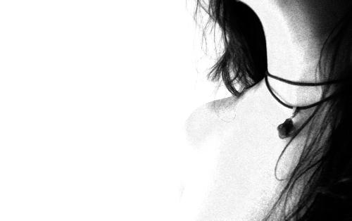 Autorretrato - cuello